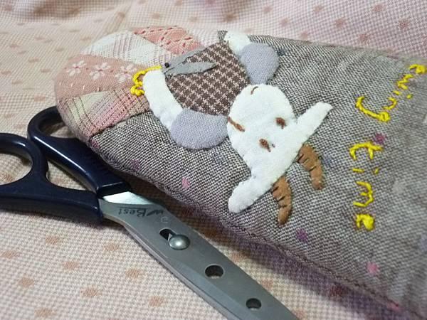 羊媽媽剪刀套