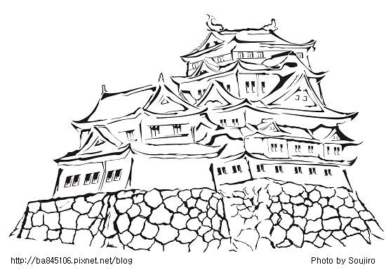 名古屋城.描邊.jpg