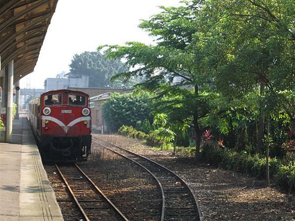 小火車來了