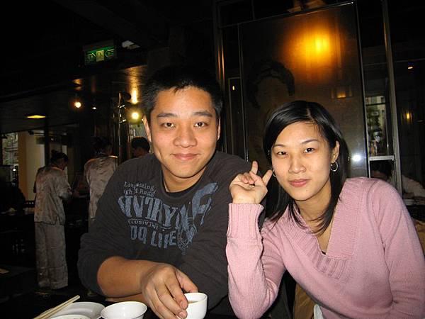 感謝學姊跟她男友帶我們來吃