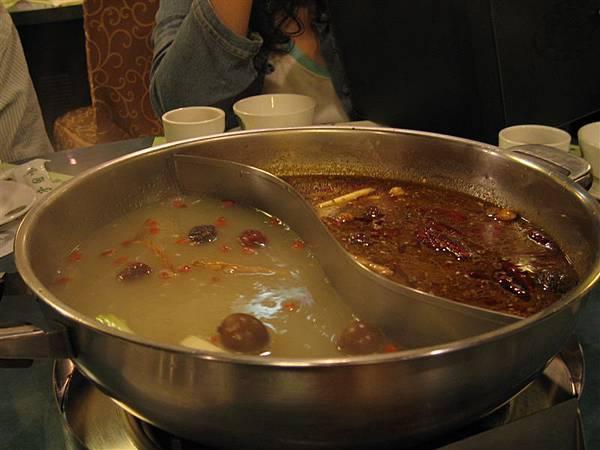 天香回味鴛鴦鍋