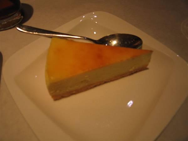 甜點-起司蛋糕