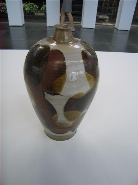 裡頭很多陶瓷作品