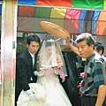 新娘子來了
