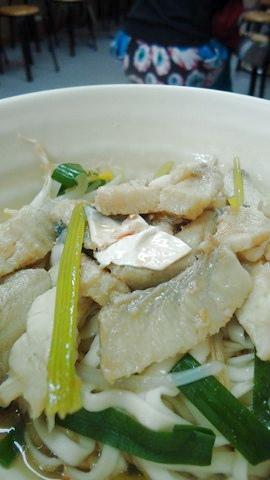 中崙鯊魚麵