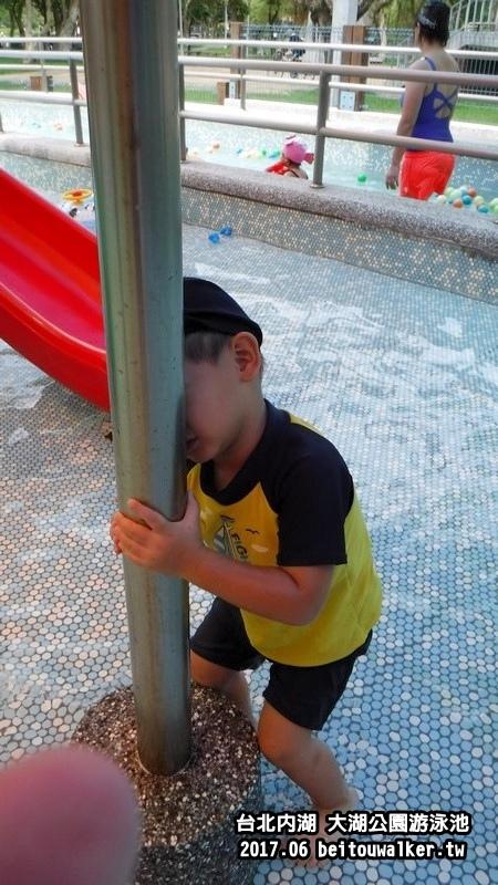 大湖公園游泳池