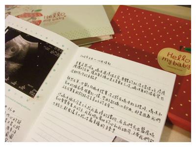 我的懷孕日記