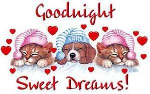 Good sweet dream