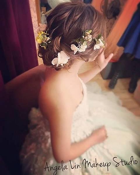 Angela Bride~浪漫鮮花