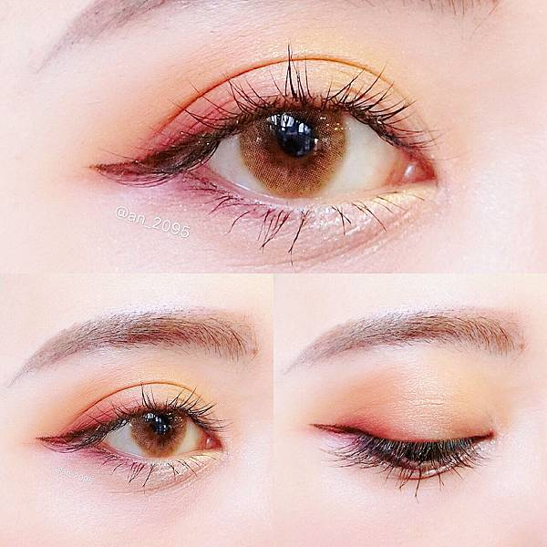 |韓舒安專欄|天哪!這10款「有故事的眼妝」也太美了吧,近期眼妝靈感就靠這篇了啦