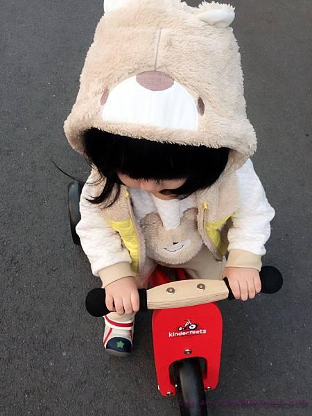 Kinderfeets滑步車,小貝拉