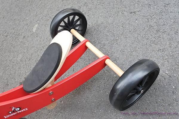 Kinderfeets滑步車,低車身