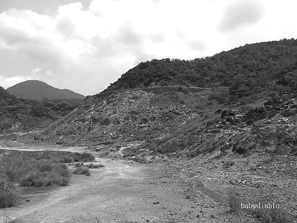 陽明山-硫磺谷