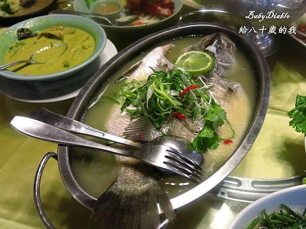 4.清蒸檸檬鱸魚