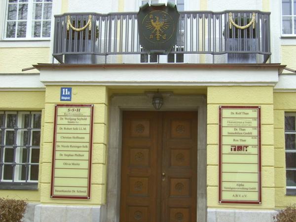 慕尼黑的律師事務所