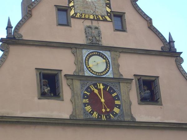 洛登堡酒館一景