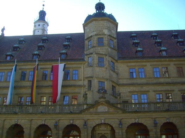 洛登堡市政廳