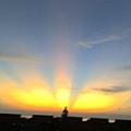 海邊的夕陽.jpg