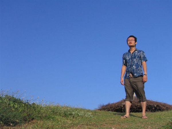 王子與藍天