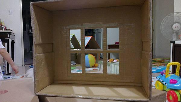 8.窗戶 施工時