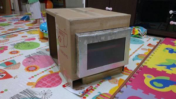 4.烤箱門 施工時