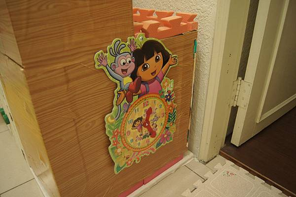 14.Dora學習時鐘