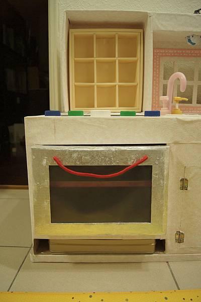 立櫃烤箱組