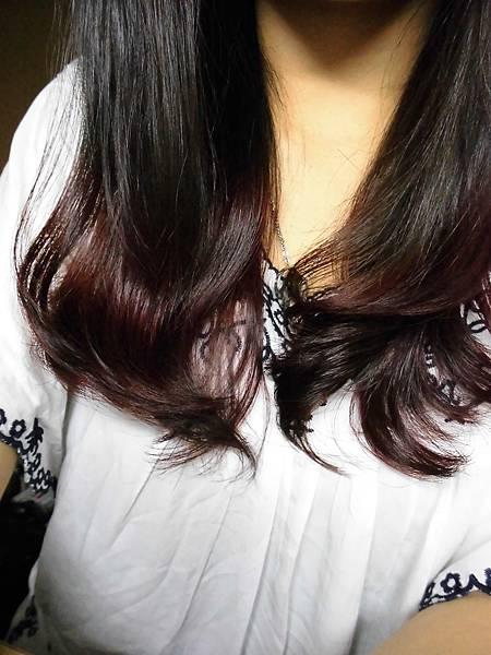 中山區染髮