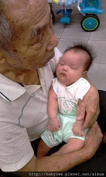 Ray and grandpa
