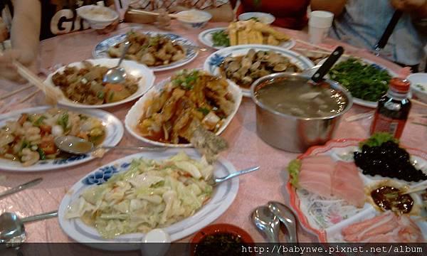 聚餐:苗栗客家菜(非新寶媽之做)