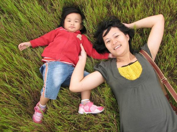 Baby n We@Hsinchu Grassland