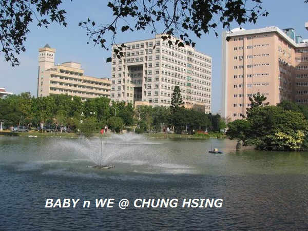 BABY n WE @ CHUNG HSING
