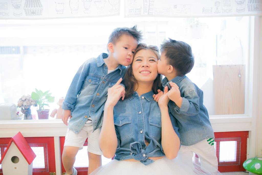 全家福推薦-親子寫真