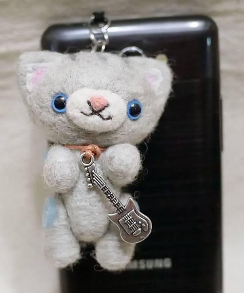貓咪吉他手6