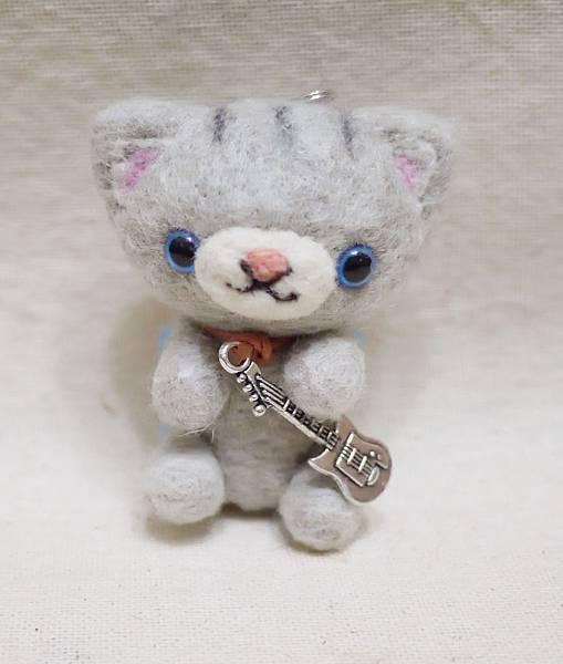 貓咪吉他手4