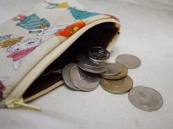 鑰匙零錢包6