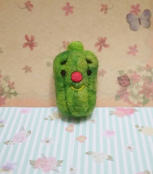 哀傷蔬菜 青椒2