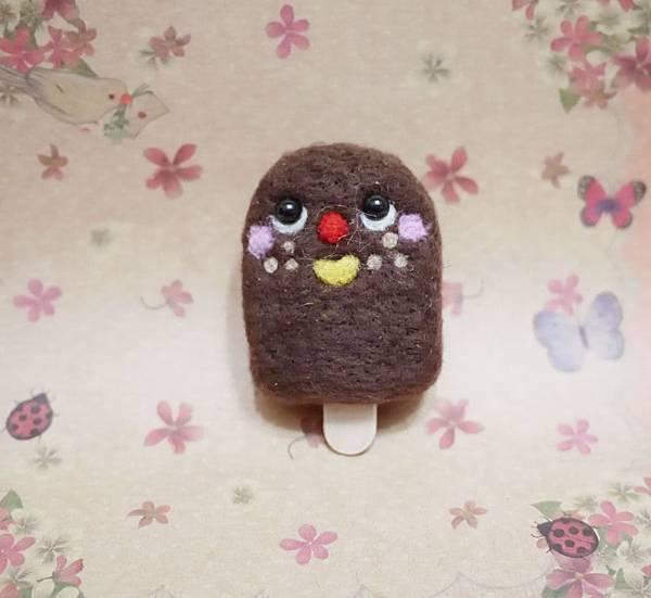 巧克力米冰棒1