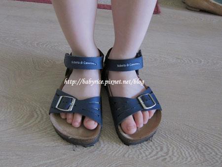Roberta涼鞋18號