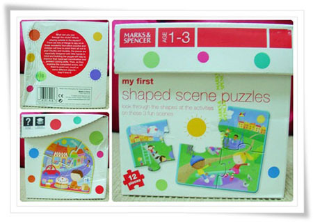 shaped scene puzzles 2
