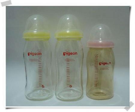 貝親寬口徑母乳實感玻璃/PPSU奶瓶