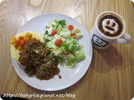鬆餅新食感 ・ Jamling CAFE5