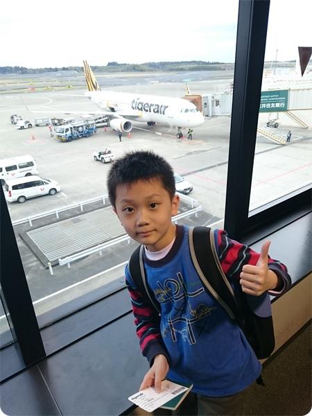 [2016二訪東京]廉價航空(虎航)初體驗1