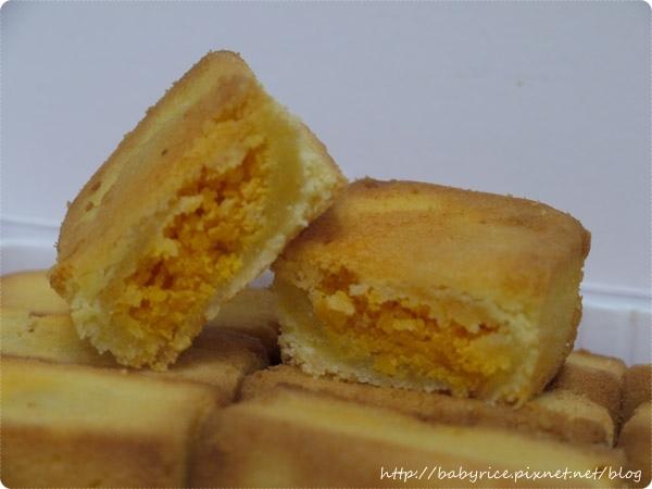 跟著排就對了・小潘蛋糕坊鳳黃酥+蛋黃酥6