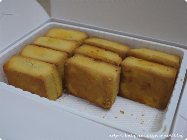 跟著排就對了・小潘蛋糕坊鳳黃酥+蛋黃酥5