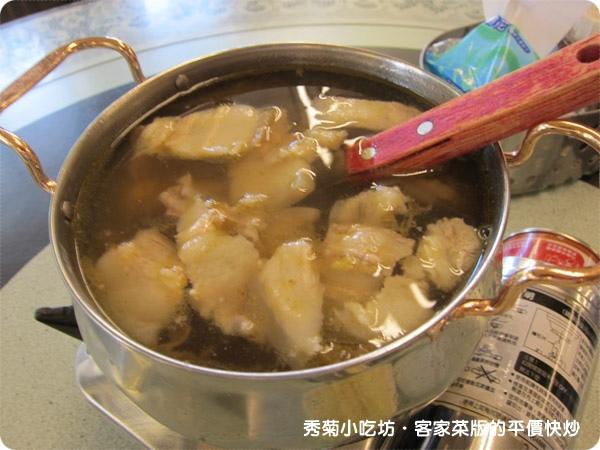 秀菊小吃坊・客家菜版的平價快炒12