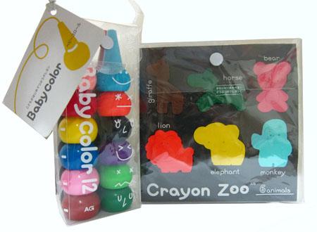 Baby Color安全蠟筆