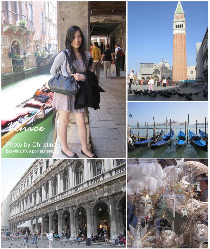 ♥義大利♥世界上獨一無二的水上之都~威尼斯