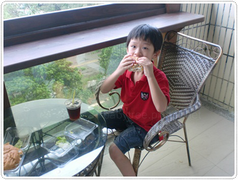中華電訊墾丁會館吃早餐
