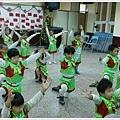 幼稚園大班聖誕節表演